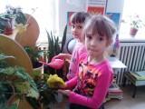 Ухаживаем за цветами!!!