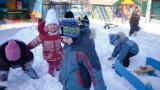 Радуемся снегу!