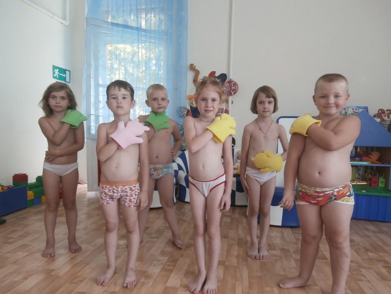 bare Family nudist russian